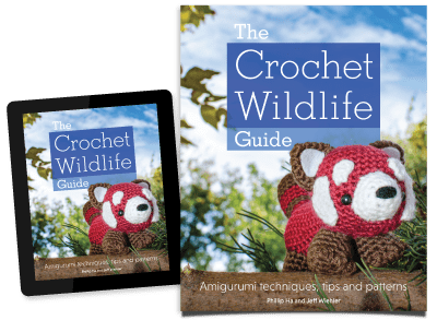 Crochet Wildlife Guide book cover